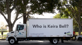 """""""Who Is Keira Bell?"""" Campaign"""