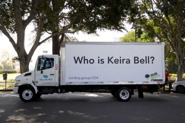 """Who Is Keira Bell?"" Campaign"