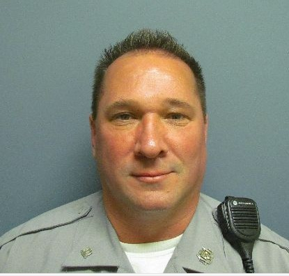 Delaware Police Officer Keith Heacook
