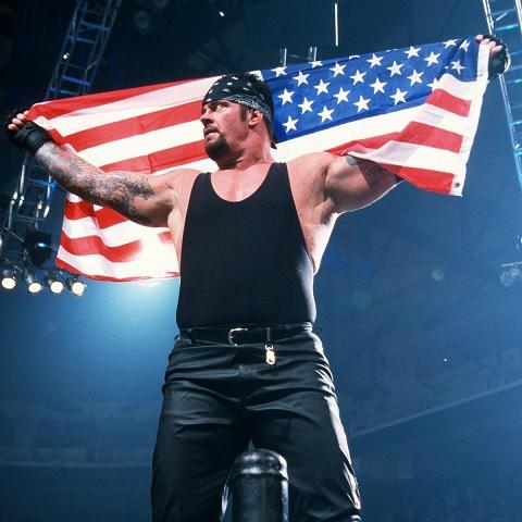 "Mark Calaway, AKA ""The Undertaker"""
