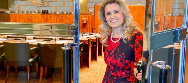 Christian member of the Finnish Parliament Päivi Räsänen