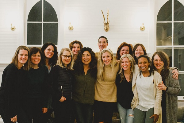 The women of the Faithful Project