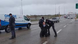 Pastor Artur Pawlowski and police