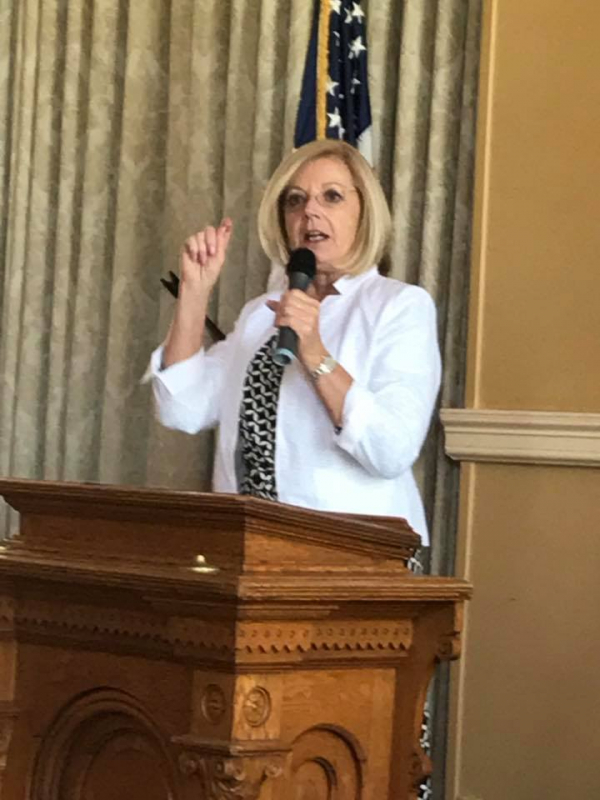 Arizona State Senate President Karen Fann