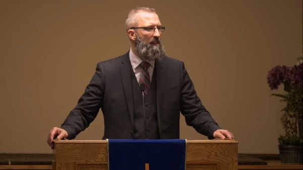 Pastor Tim Stephens