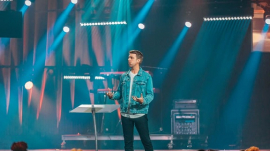 Bethany Church Senior Pastor Jonathan Stockstill