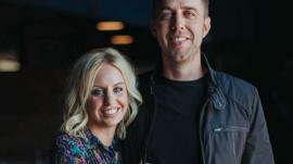 Bethany Church pastors Jonathan and Angie Stockstill
