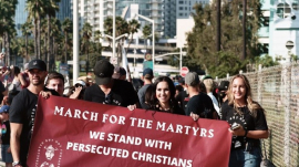 March for the Martyrs 2020