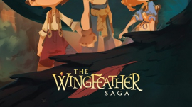 Wingfeather Saga official poster/mobile wallpaper