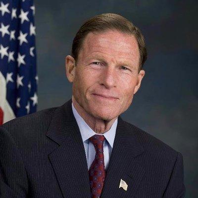 Democrat Senator Richard Blumenthal