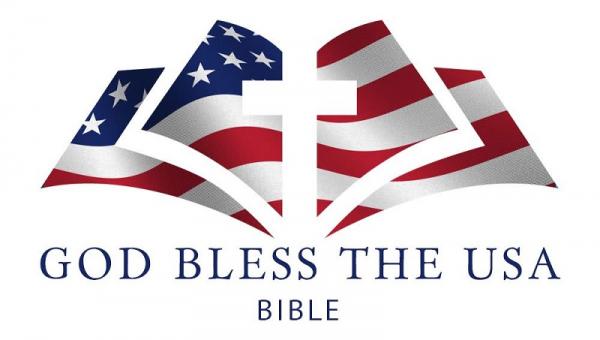 God Bless the USA Bible