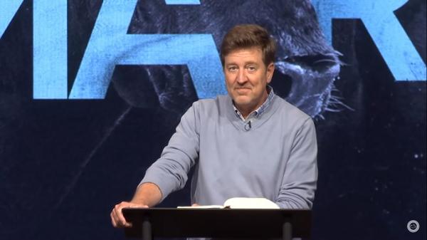 Pastor Gary Hamrick
