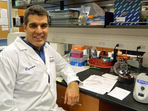 Prof. Byram Bridle