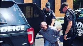 Fr. Fidelis Moscinski arrested by Ohio police
