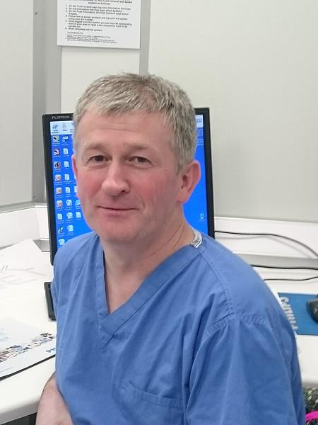 Dr. Dermot Kearney