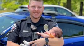 Officer Cody Hubbard