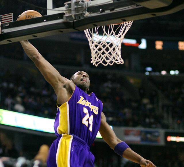 NBA News: Los Angeles Lakers' Kobe Bryant Rejected By D