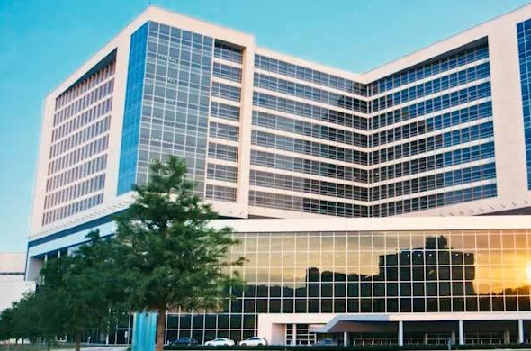 The University Medical Center in Lubbock, Texas