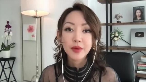 North Korean defector Yeonmi Park