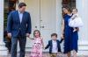 Florida Gov. Ron DeSantis and family