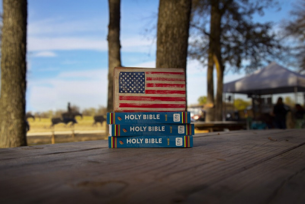 America's future rests on God's principles in the Bible