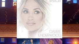 "Carrie Underwood's "" My Savior""  album coming to DVD"