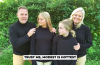 """Matthew West and his family in """"Modest is Hottest"""""""