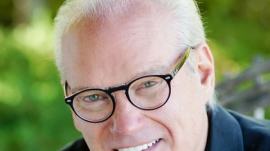 """Left Behind"" creator Jerry B. Jenkins"