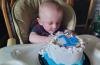 Richard Hutchinson first birthday