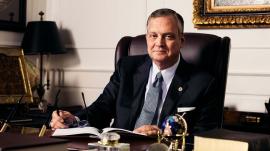 Southern Baptist Theological Seminary president Dr. Albert Mohler
