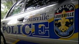 Louisville Metropolitan Police Department patrol car