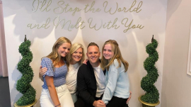 Matthew West and his family