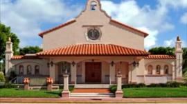 St. Joseph Parish in Miami Beach, Florida