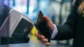 cashless transaction using NFC technology