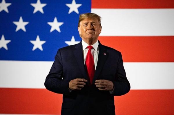 Former President Donald J. Trump