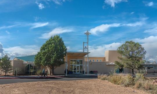 St. Bede's Episcopal Church Santa Fe