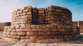ChoghaZanbil Ziggurat, Khuzestan Province, Iran