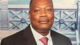 Pastor Dieufort J. Fleurissaint