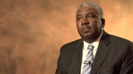Pastor Christian Emmanuel Sanon