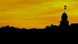 University of Iowa official Facebook cover photo
