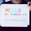 pronoun LGBT madness he him she her