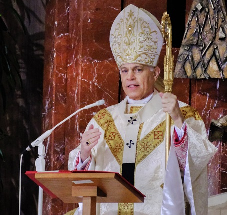 San Francisco Archbishop Salvatore Cordileone