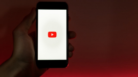YouTube app logo