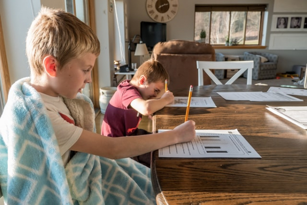 homeschooling study at home
