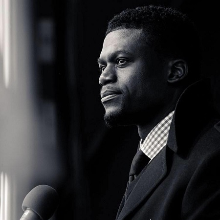 Former NFL player and outspoken Christian Benjamin Watson