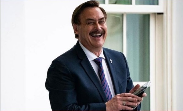 Outspoken Christian and MyPillow CEO Mike Lindell