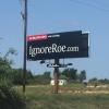 Abolish Abortion Texas' pro-life billboard