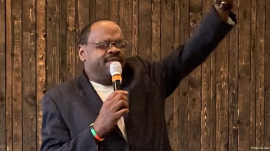 Pastor Walter Moss