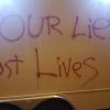 Global Vision Bible Church vandalism