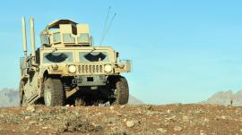 ANA vehicle training saves Afghan lives